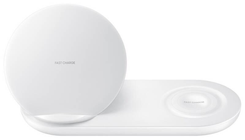 Nabíjací podložka Samsung duální (EP-N6100) (EP-N6100TWEGWW) biela