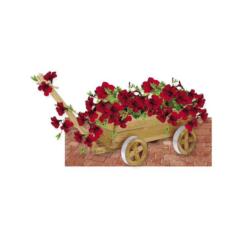 Kvetináč Rojaplast VOZÍK