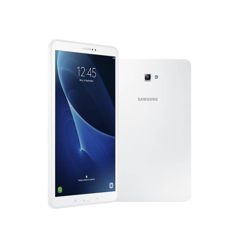 Tablet Samsung Galaxy Tab A 10.1 LTE 32 GB (SM-T585) (SM-T585NZWEXEZ) biely