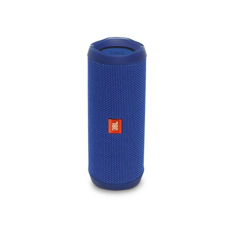 Prenosný reproduktor JBL FLIP4 modrý + Doprava zadarmo