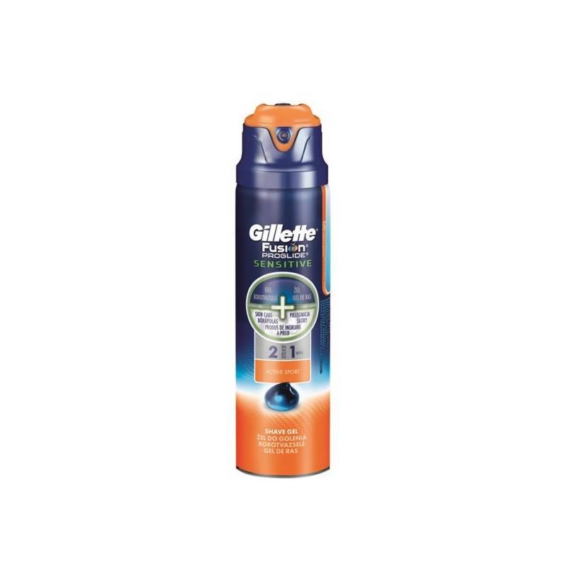 Pena na holenie Gillette Fusion ProGlide Active Sport 170 ml