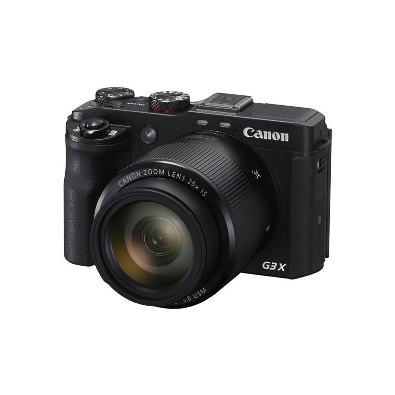 Digitálny fotoaparát Canon PowerShot G3 X (0106C002) čierny + Doprava zadarmo
