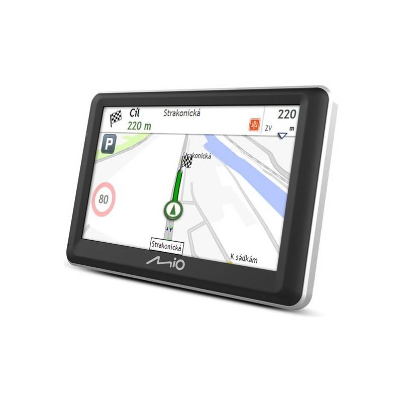 Navigačný systém GPS Mio Spirit 7700 Full Europe Lifetime čierna