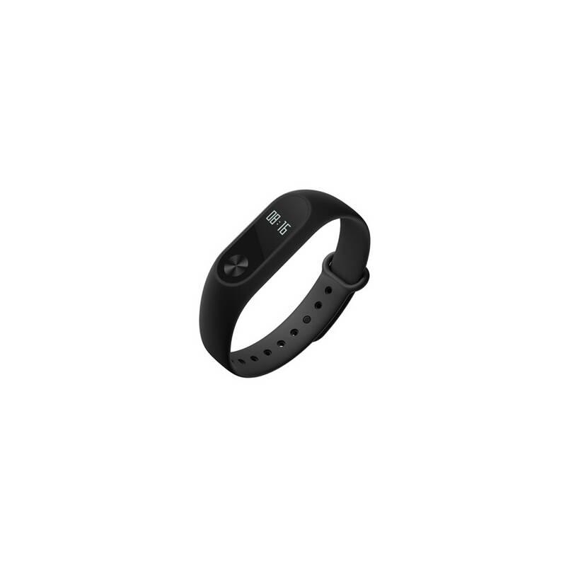 Fitness náramok Xiaomi MiBand 2 (AMI331) čierny
