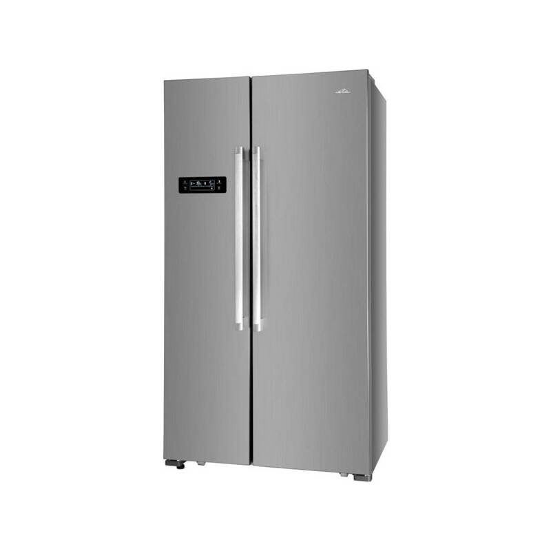 Americká lednice ETA 136090010 nerez + ETA Prodlužka záruky