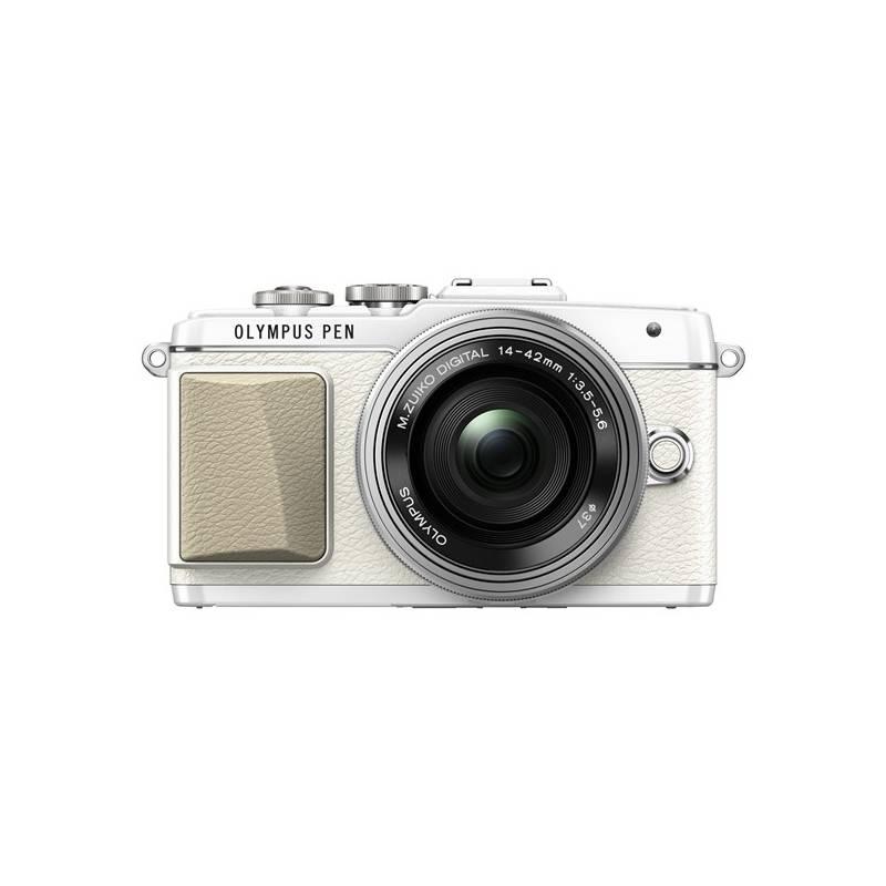 Digitálny fotoaparát Olympus PEN E-PL7 + 14-42 Pancake Zoom biely + Doprava zadarmo