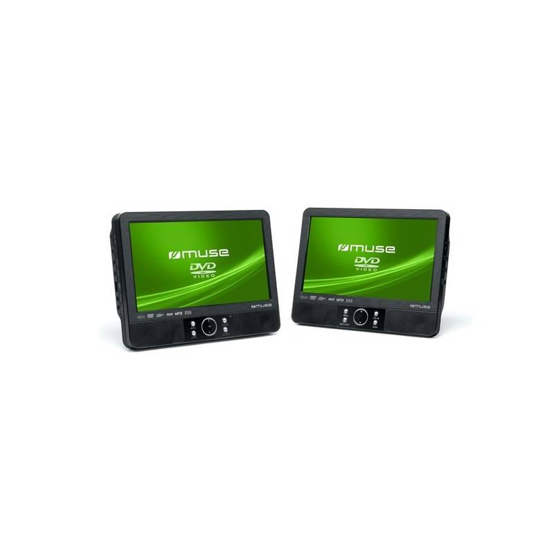 DVD prehrávač MUSE M-990CVB (M-990CVB) čierny
