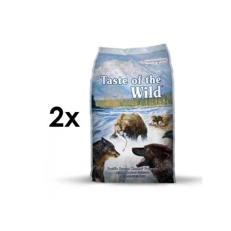Granule Taste of the Wild Pacific Stream 2 x 13 kg