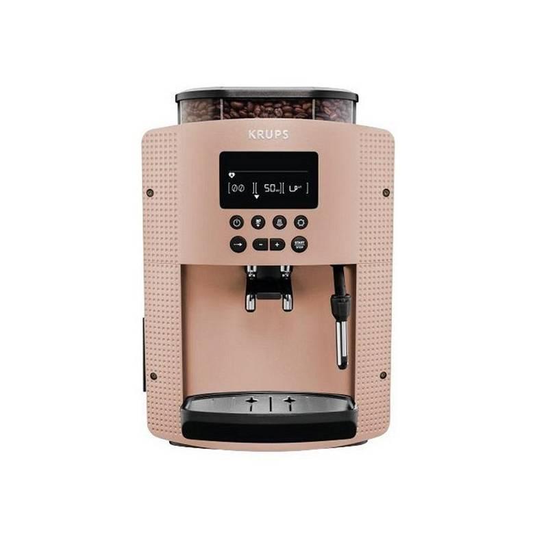 Espresso Krups Espresseria Automatic EA815A10 béžové + Doprava zadarmo