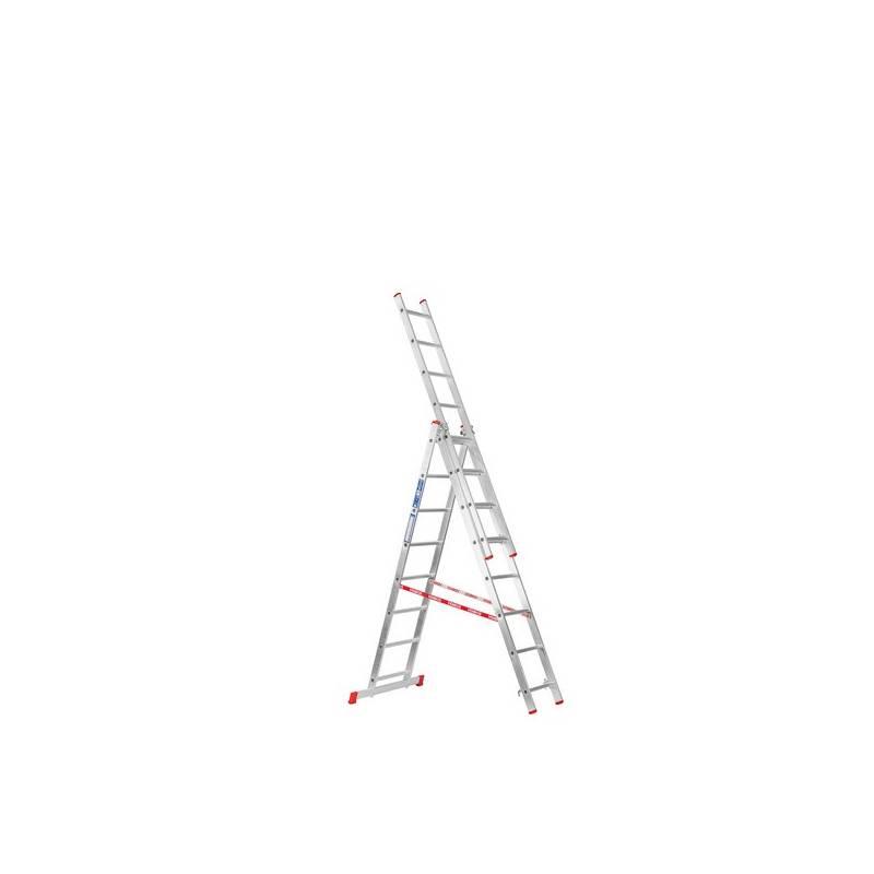 Rebrík Venbos 3x8