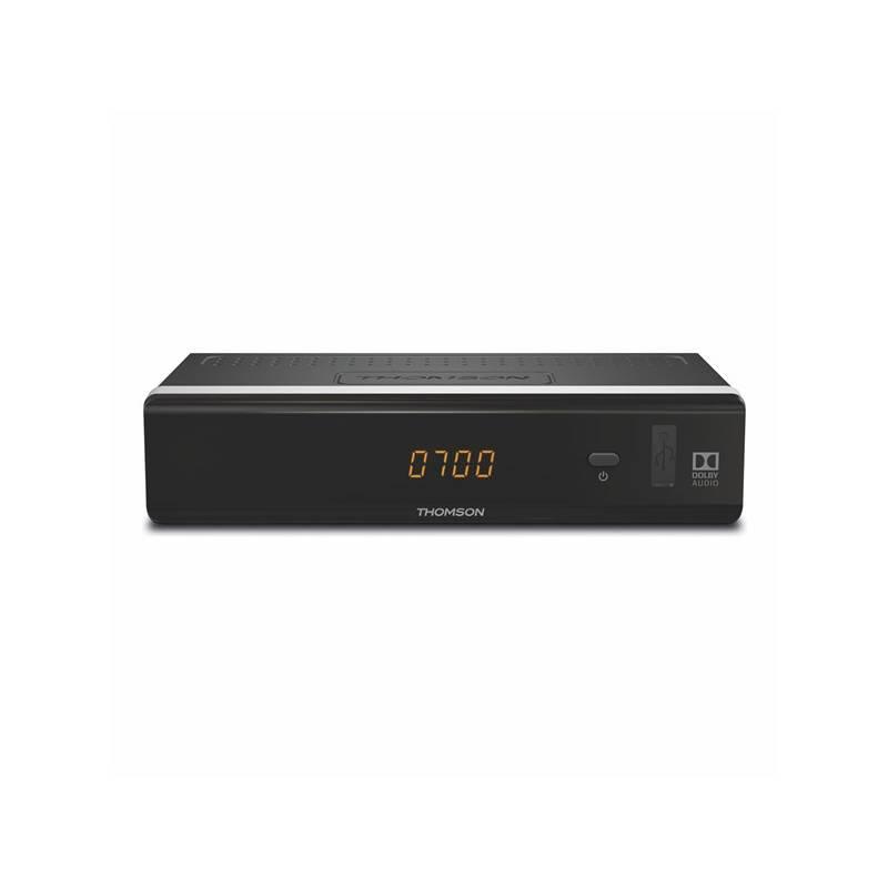 DVB-T prijímač Thomson THT712 (THT712) čierny