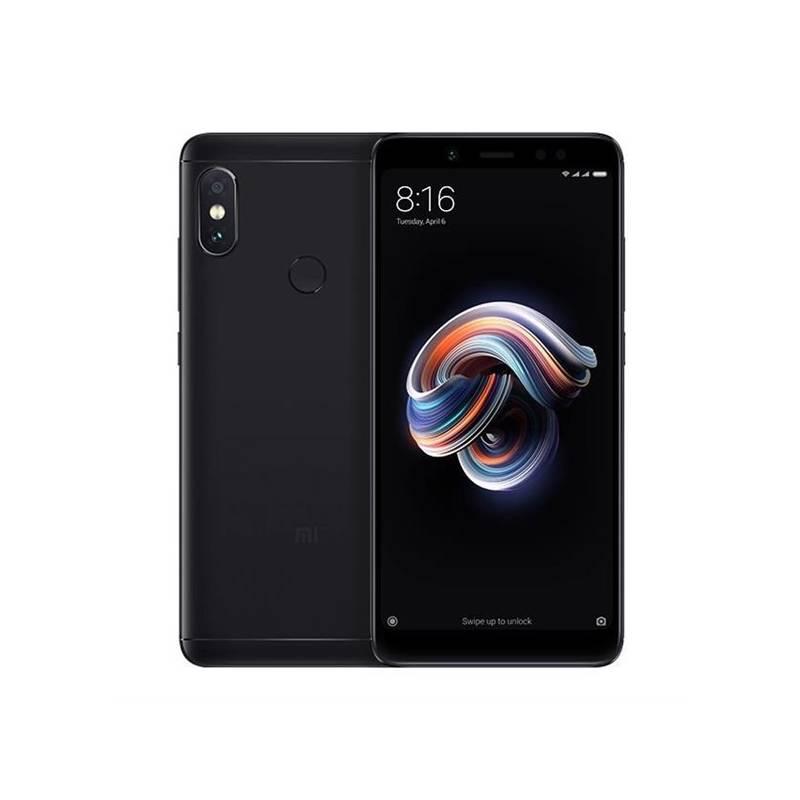 Mobilný telefón Xiaomi Redmi Note 5 32 GB (18135) čierny Software F-Secure SAFE, 3 zařízení / 6 měsíců (zdarma) + Doprava zadarmo