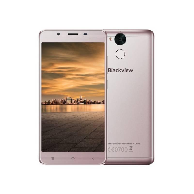 Mobilný telefón iGET BLACKVIEW GP2 - mocha (84000408) Software F-Secure SAFE, 3 zařízení / 6 měsíců (zdarma) + Doprava zadarmo