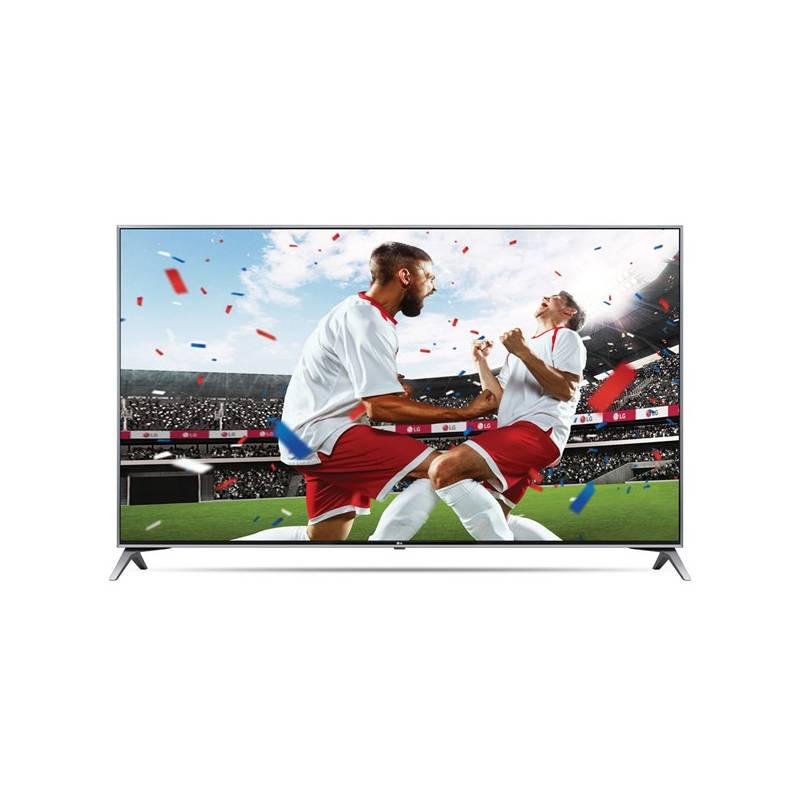 Televízor LG 55SK7900PLA Titanium + Doprava zadarmo