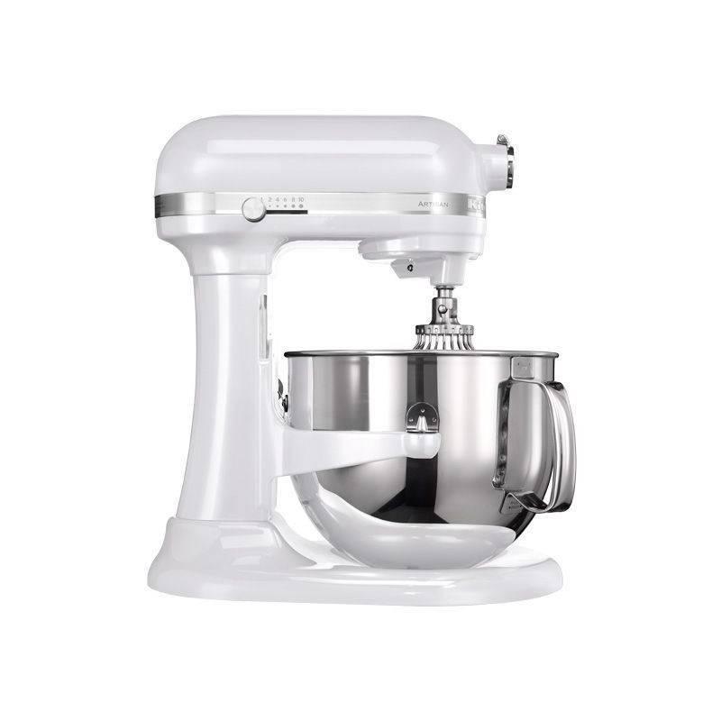 Kuchynský robot KitchenAid Artisan 5KSM7580XEFP Příslušenství k robotu KitchenAid 5KR7SB mísa 6,9 l (leštěný nerez) (zdarma) + Doprava zadarmo