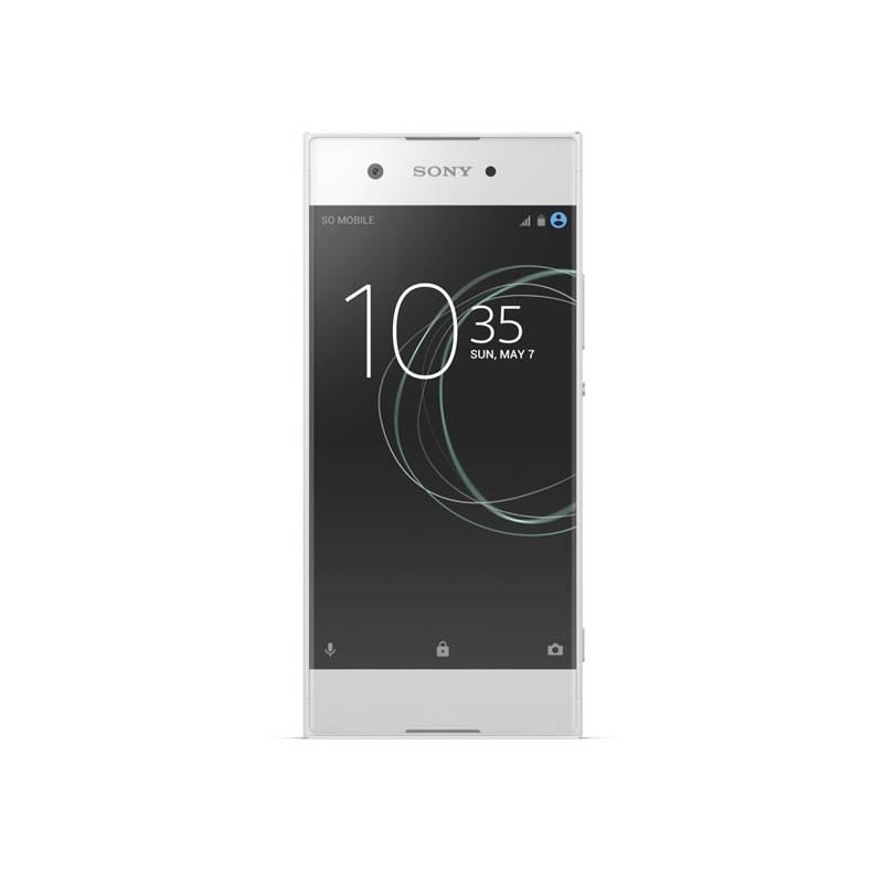 Mobilný telefón Sony Xperia XA1 (G3112) Dual SIM (1308-4265) biely Software F-Secure SAFE, 3 zařízení / 6 měsíců (zdarma) + Doprava zadarmo