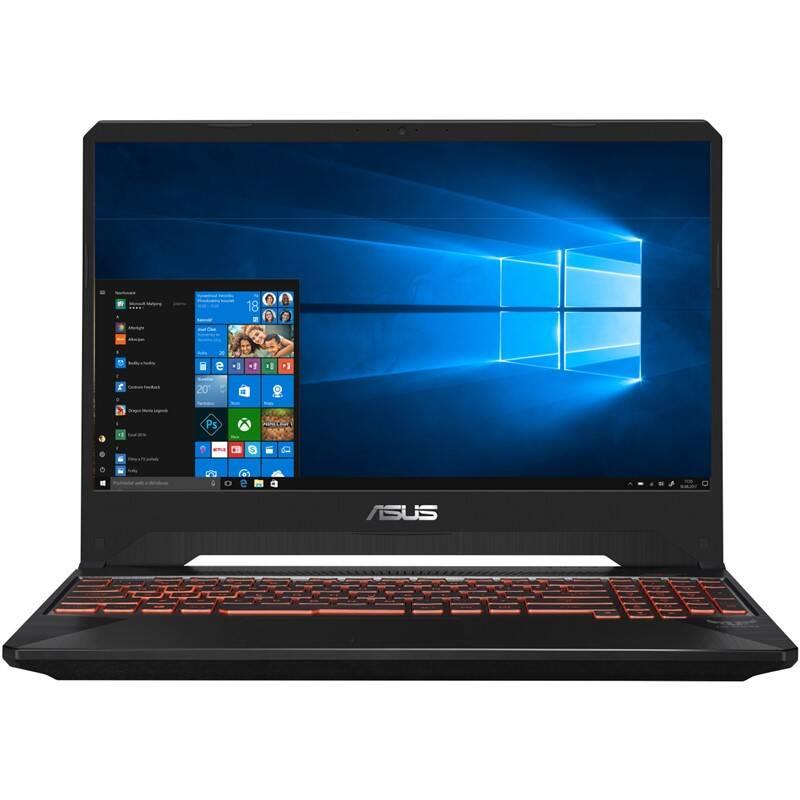 Notebook Asus TUF Gaming FX505DT-BQ121T (FX505DT-BQ121T) čierny