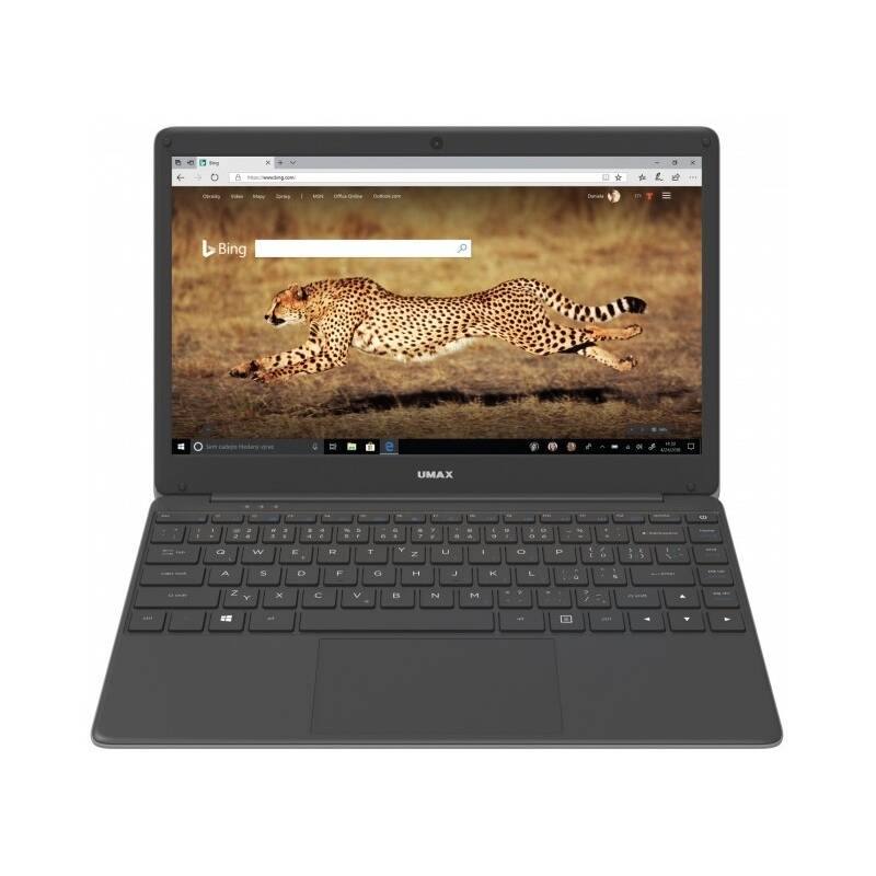 Notebook Umax VisionBook 13Wg (UMM23013G) šedý