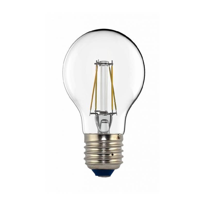 LED žiarovka Tesla Crystal Retro klasik, 4W, E27, teplá bílá (BL270427-2)
