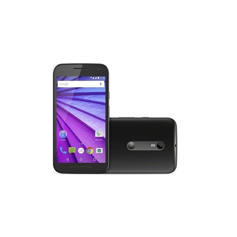 Mobilný telefón Motorola Moto G 8 GB (SM4269AE7T1) čierny Software F-Secure SAFE, 3 zařízení / 6 měsíců (zdarma)