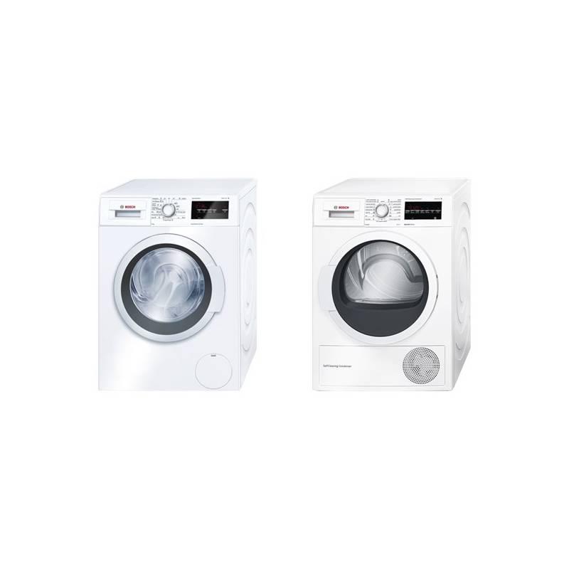 Set výrobků Bosch WAT24360BY + WTW87467CS