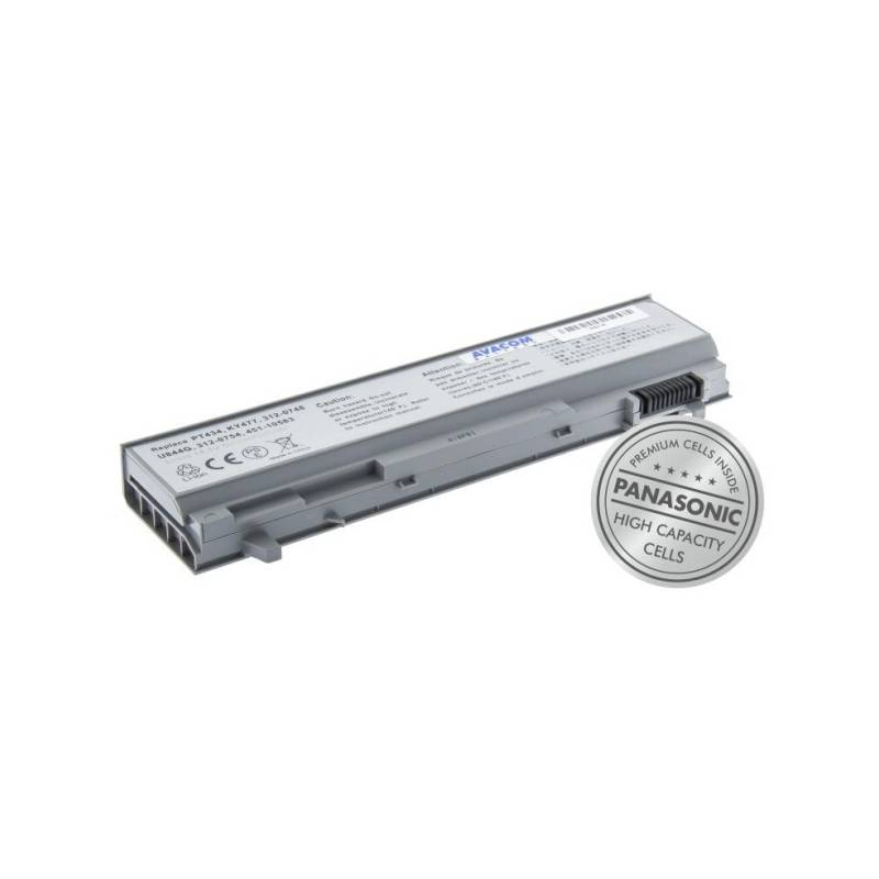 Batéria Avacom pro Dell Latitude E6400/E6410/E6500 Li-Ion 11,1V 5800mAh (NODE-E64N-P29) čierna