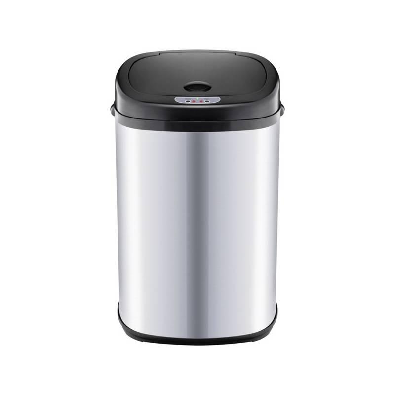 Bezdotykový odpadkový kôš Lamart Sensor 30 l (LT8021) nerez