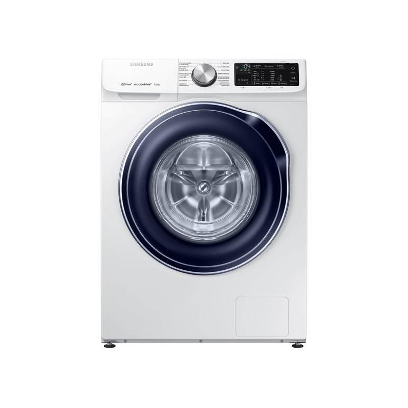 Automatická práčka Samsung Quick Drive™ WW70M649OBW/ZE biela Čistič oken ETA Aquarelo 0262 90000 (zdarma) + Doprava zadarmo