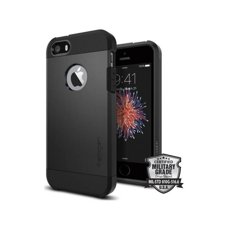 Kryt na mobil Spigen Tough Armor Apple iPhone 5 5s SE (041CS20189) a659e09ef36