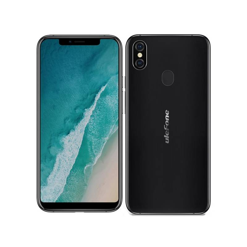 Mobilný telefón UleFone X 64 GB Dual SIM (ULE000013) čierny + Doprava zadarmo