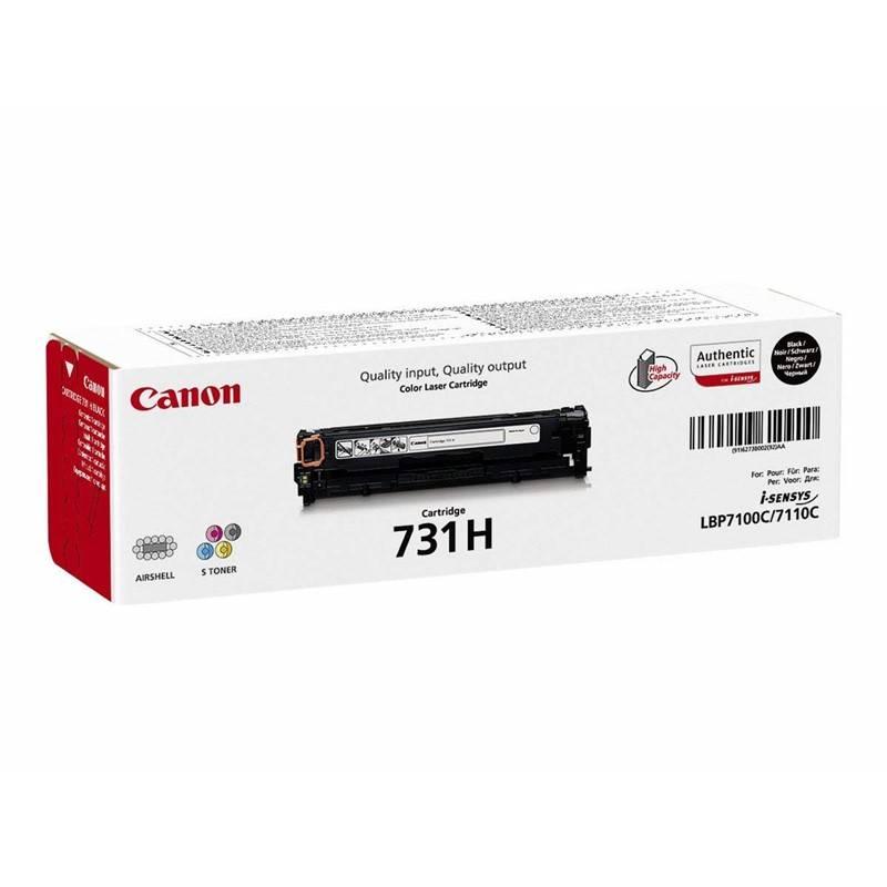 Toner Canon CRG-731H, 2400 stran (6273B002) čierny