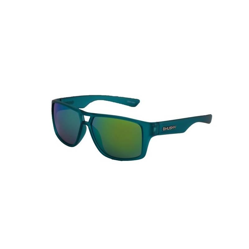 efda04e1d Slnečné okuliare Husky SPOKY, uni zelená | HEJ.sk