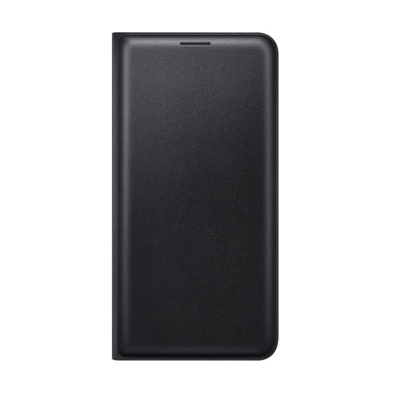 Puzdro na mobil flipové Samsung pro Galaxy J5 2016 (EF-WJ510P) (EF-WJ510PBEGWW) čierne