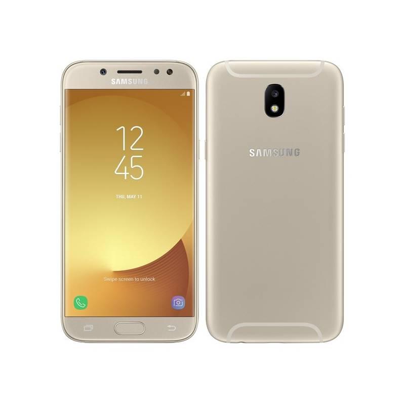 Samsung Galaxy J5 2017 (J530F) (SM-J530FZDDETL) zlatý Software F-Secure SAFE 6 měsíců pro 3 zařízení (zdarma)