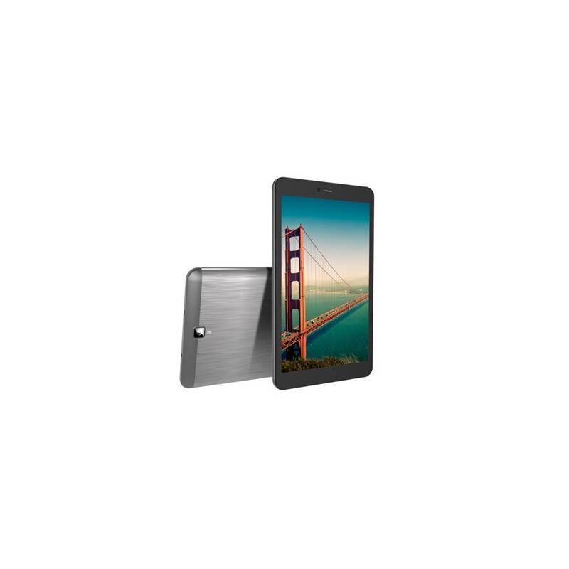Tablet iGET SMART G81H (84000211) čierny/strieborný Software F-Secure SAFE 6 měsíců pro 3 zařízení (zdarma) + Doprava zadarmo