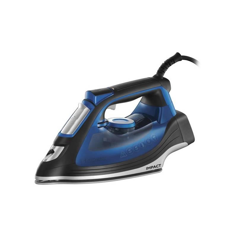 Žehlička RUSSELL HOBBS IMPACT 24650-56 modrá