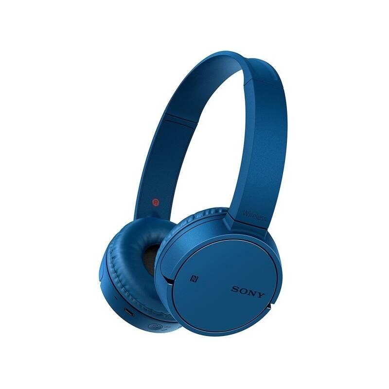 Slúchadlá Sony WH-CH500L (WHCH500L.CE7) modré