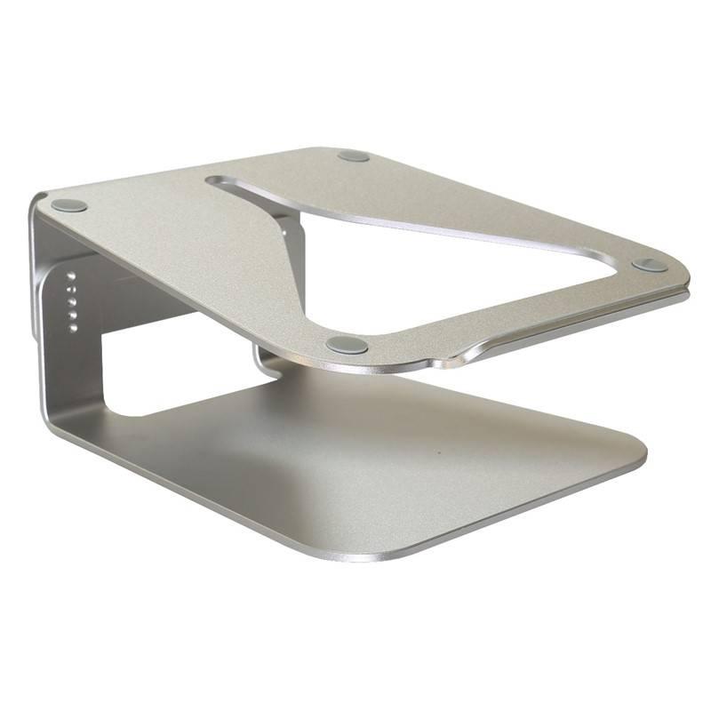 """Chladící podložka pro notebooky Evolveo Ania 4 pro 11"""" - 15,6"""" (ANIA4) stříbrná"""