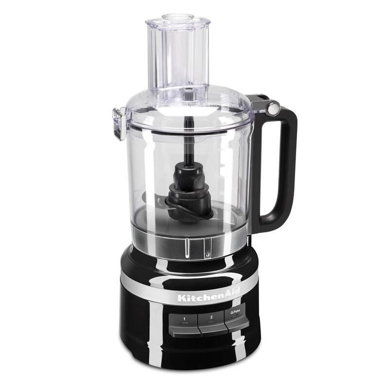 Kuchynský robot KitchenAid 5KFP0919EOB čierny + Doprava zadarmo