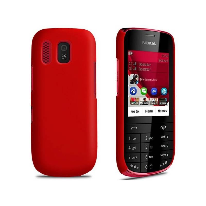 Mobilný Telefón Nokia Asha 203 (A00005139) červený