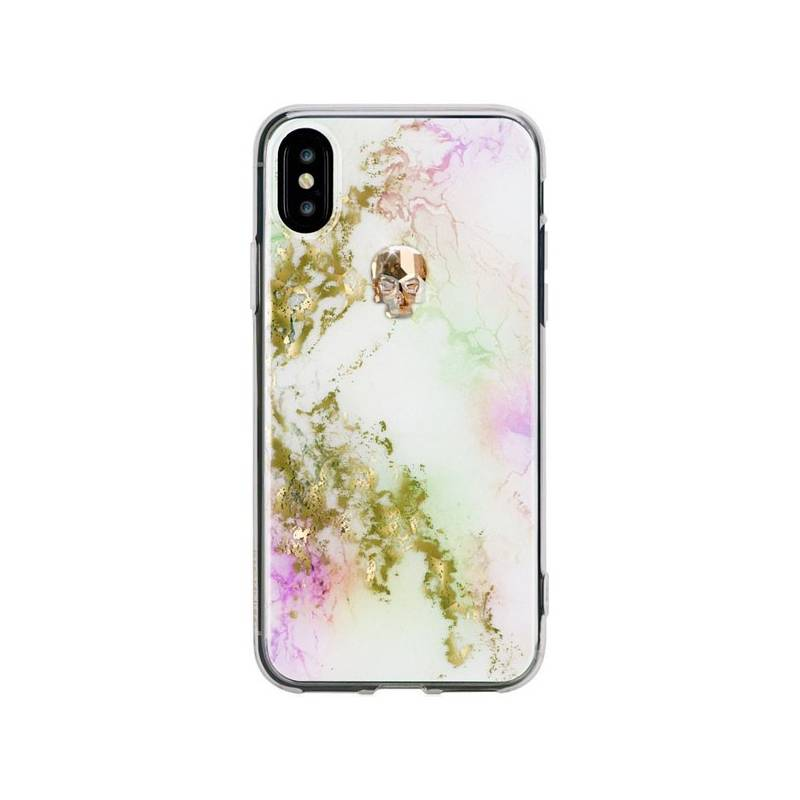 e8ba12699ab Kryt na mobil Bling My Thing Tresaure Unicorn/Gold Skull pro Apple iPhone  X, Swarovski (445374)