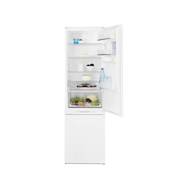 Kombinácia chladničky s mrazničkou Electrolux ENN3153AOW biela + Doprava zadarmo