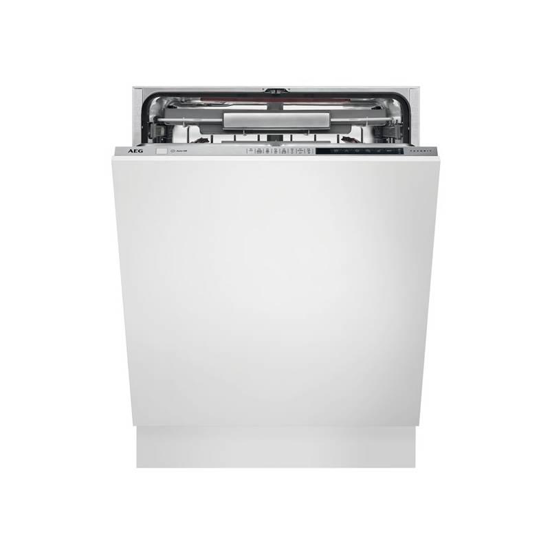 Umývačka riadu AEG Mastery FSE83800P + Doprava zadarmo