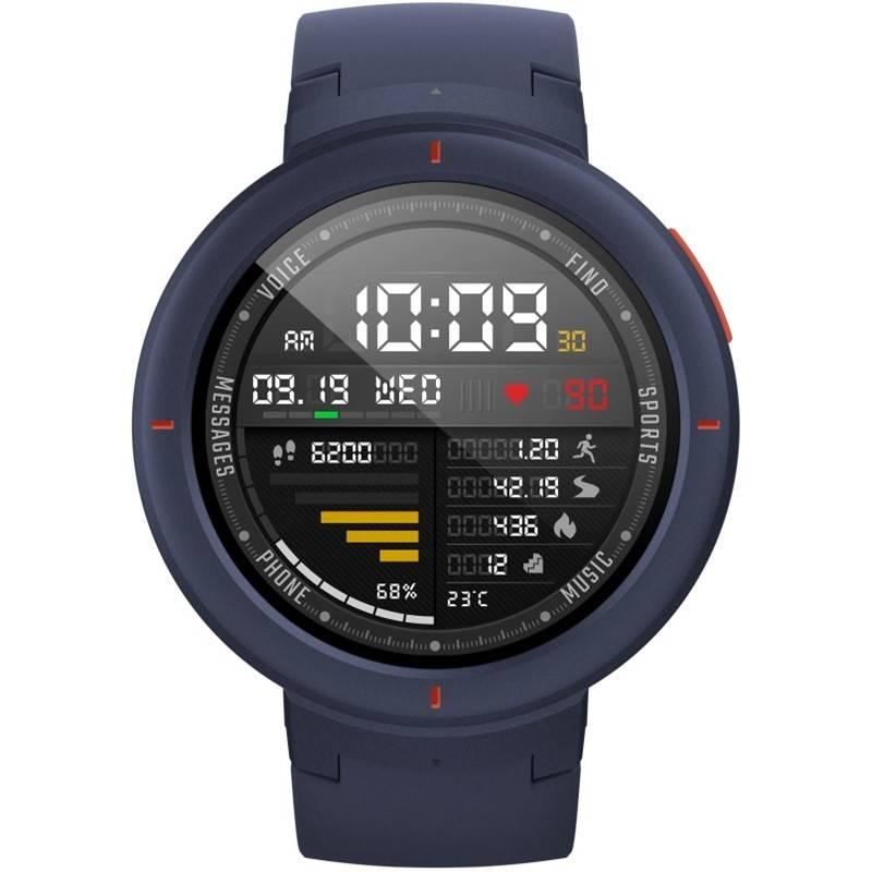 Chytré hodinky Xiaomi Amazfit Verge (AMI727) modré