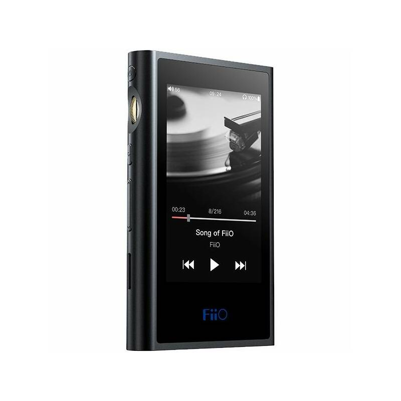 Přenosný digitální přehrávač FiiO M9 černý