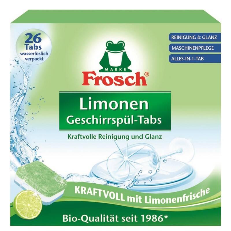 Tablety do umývačky Frosch 26 ks