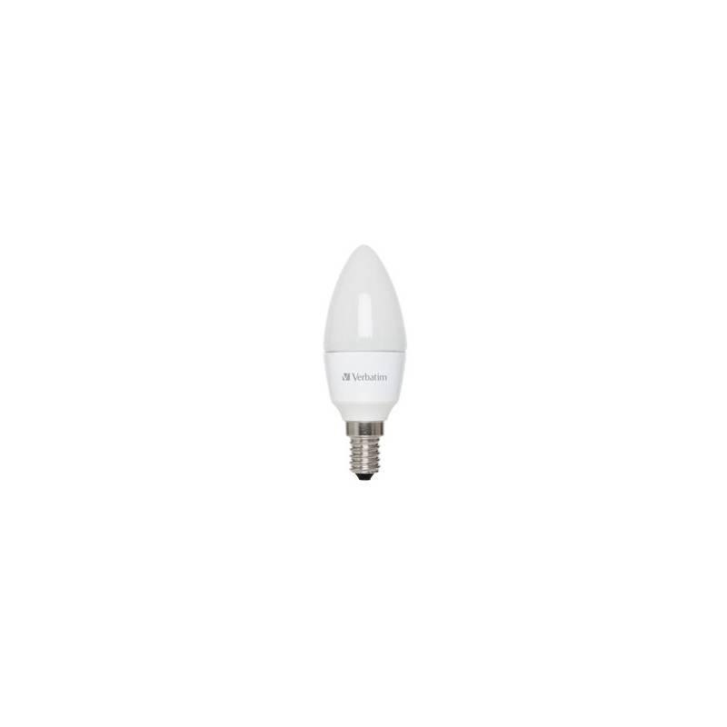 LED žiarovka Osram Star, svíčka, 6W, E14, teplá bílá