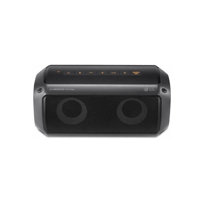 Prenosný reproduktor LG PK3 čierne