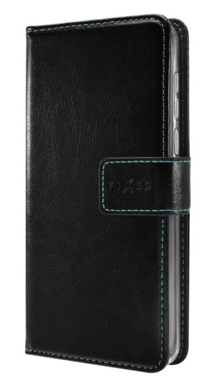 Puzdro na mobil flipové FIXED Opus pro Nokia 6.1/6 (2018) (FIXOP-274-BK) čierne
