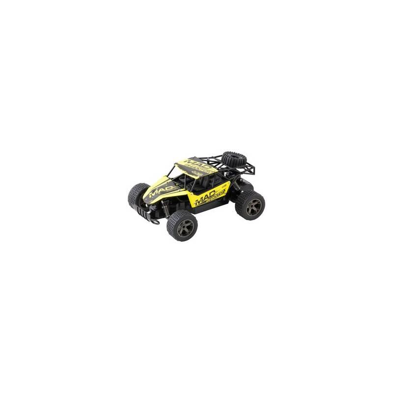 RC auto Buddy Toys BRC 20.421 RC Bulan žltý